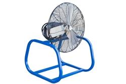 "30 ""elektriline plahvatuskindel ventilaator - C1D1 / C2D1 - 8723 CFM - 30 tolli - põranda kinnitus"