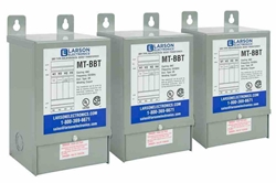 3-Phase Wye Buck/Boost Step-Up Transformer - 240Y/139V Primary - 208Y/120 Secondary - 35.38 Amps