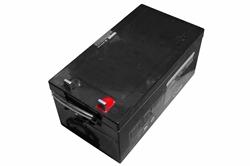 Bateria recarregável de ácido-chumbo selada 100aH - Tecnologia AGM - Nominal 12V - Terminais M6