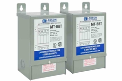Split Phase Buck/Boost Step-Down Transformer - 200V Primary - 110/220V Secondary - 125 Amps - 50/60Hz