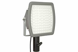 100 W ohtlikes kohtades madala profiiliga LED-valgusti - C1D2 / ATEX hinnatud - 120 / 277V - ülaosa kinnitus