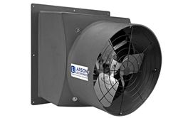 "20"" Explosion Proof Fan - Class I, II Div 1 -  3520 CFM - 1/3 HP - 220V, 50Hz - Prop Guard/Wall Mount"