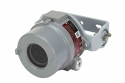 Explosion Proof Network IP 4K Camera - 10MP, Built-in IR - 20FPS - 102° FOV - IP66 Rated - N4X