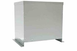 "Carbon Steel Enclosure - 48"" x 48"" x 24"" - Single Door, Hinged Cover - Padlockable Latch - NEMA 3R"
