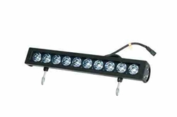 100 Watt LED Light - 9000 lumens - 9-48 Volts DC - Chain / Strap Mount