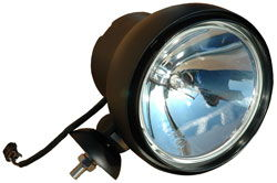 Luz de equipamento 35 Watt HID - HID-A1830-S - 3200 lumens - preto - padrão de ponto de balastro interno