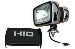 Luz de equipamento 35 Watt HID -HID-X970 - 3200 Lumens - Lente 5X7 - lastro interno - ponto modificado