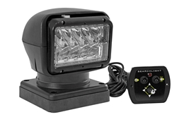 Golight Radioray GL-2021-24-M Wired Dash Mount Controlled Spotlight-24 Volt-Magnetic