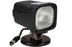 12V/24V HID Equipment Flood Light - ML-12 - 3200 Lumens - Rotating, Tilting Magnetic Base