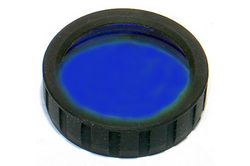 Lente forense azul Powerlight PL-Blue-Lens para linternas HID Powerlight