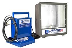 Luz de sódio de alta pressão 1000 Watt com reator externo - 130,000 Lumens