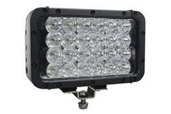Infrared LED Light Bar - 24 LEDs - 72 Watts - 900'L x 100'W Beam - Extreme Environment