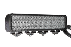 IR LED Light Bar - 240 Watts - 80 LEDs -1750'L X 300'W Beam - Extreme Environment
