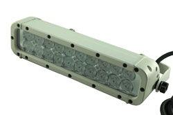 Infrapunane LED valgusriba w / trunnihoidja - äärmuslik keskkond - 20 IR-valgusdioodid -60 Watts 750 / 850 / 940nm