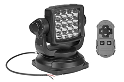 79514 Golight Wireless Remote Control LED Spotlight - 900' Beam - 36 watt High Power LED - Mag Mount