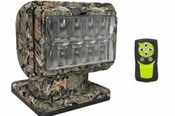 35 Watt HID Camouflage Golight Stryker w/ Wireless Handheld Remote