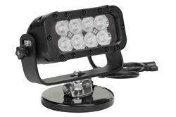 Infrapunane LED-valgusriba, mis on varustatud magnetväljaga - trunnion-kronstein - äärmuslik keskkond - 550'L X 70'W