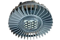 Explosion Proof Low Profile LED Light Fixture