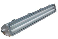 Hazardous Area Fluorescent Light Fixture