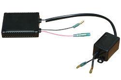 35 Watt HID lastre para HL-85-HID, 15-Million Candlepower Handheld Spotlight