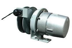 EXPCRL-50 - Carrete de cable a prueba de explosiones con pie 50 de cable 16 / 3