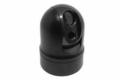 "Sistema de cámara de imagen térmica Helios - Monitor LCD 6 ""- Control remoto inalámbrico o alámbrico - 12VDC"