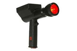 Red LED Pistol Grip Hunting Spotlight