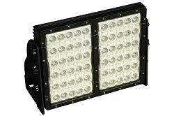 High Intensity LED Mining Light - 300 Watts - 60 LEDs - 29,580 Lumens - Metal Halide Equivalent