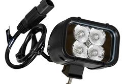 Ultraviolet LED emitter bar - 12 watts