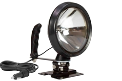 Controlight Permanent Mount Light with 24 volt Spotlight - Military Spotlight - PML-5