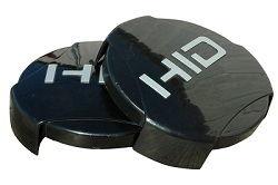 HID-30-C 6 İnç Yuvarlak Acro HID Işık Kapağı - Tek Kapak