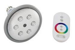RGB LED PAR 38 Remote Control Light