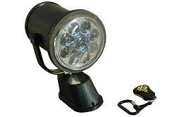 Uzaktan Kumandalı Uzaktan Kumandalı Spotlight - 30 Watt LED - Madencilik, Petrol Sahası İnşaatı