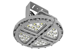 Class 1 Division 1 & II Explosion Proof 150 Watt High Bay LED Light Fixture 10,000 Lumens