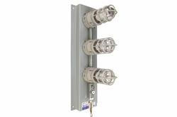 30W C1D2 LED Luz de la pila de señal de tráfico - Varias opciones de color - No metálica - Resistente a la corrosión