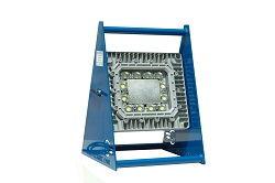 150 Watt Taşınabilir LED Çalışma Alanı Işık - Alüminyum Çerçeve - Ayarlanabilir Işık Başlığı - 120-277VAC