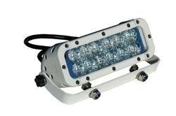 LED valgusdiood - 12 LEDid - punane valgustus - 36 Watts - 2160 lumeenid - 300'L X 45'W kohtvalgusti