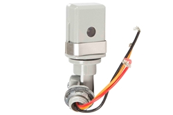 24 Volt Day/Night Sensor for Low Voltage DC LED lights up to 240 Watts