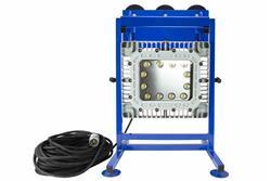Explosion Proof LED Light - Magnetic Mount - Aluminum Base - C1D1 150 Watt LED Light