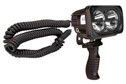 Kõrge intensiivsusega 20 Watt LED käeshoitav valgusallikas - 16 'sigaretiga pistikupesa