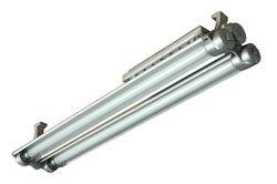 480V表面貼裝防爆熒光燈 - 噴漆室 - 鑽機 -  2燈 -  4腳 -  T5HO