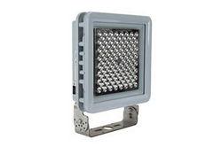 107 Watt LED Flood Light - NEMA Spread - Adjustable Trunnion Mount
