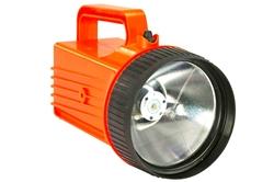 LED Waterproof Lantern - Eksplozia Pruvo Poŝlampo - MADE IN THE Usono