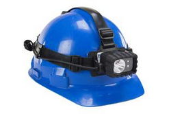 Headlights - hard hat lights - lights that go on head or helmet ...