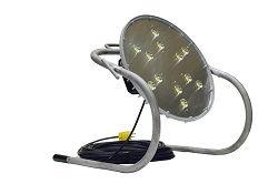 150 Watt Taşınabilir LED Çalışma Alanı Işık -IP68- Alüminyum Çerçeve - Ayarlanabilir Işık Başlığı - 120-277VAC