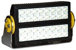 320 Watt High Intensity LED Light - 32 LEDs - 29,446 Lumens - Degreed Aiming - 120-277V