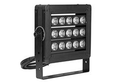 Luz LED de alta intensidad 160 Watt - 21,600 lúmenes - Iluminación High Mast - Outdoor Rated