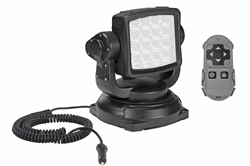 Golight Radioray GL-7951-F Wireless Remote Controlled FLOOD Light -Magnet Base - 16' Cord - Cig Plug