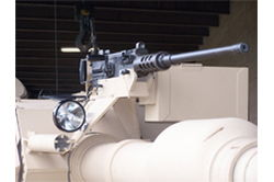 Click to see and buy 24 Volt Permanent Gun Mount Spotlight