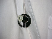 plastic handcuff key - universal handcuff key